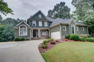 Hall County Single Family Home For Sale: 3521 Maritime Glen