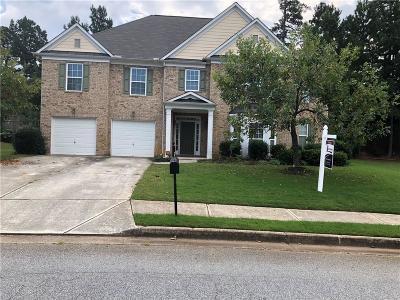 Auburn Single Family Home For Sale: 830 Pleasure Ives Court