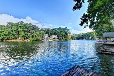 Berkeley Lake Single Family Home For Sale: 214 Lakeshore Drive