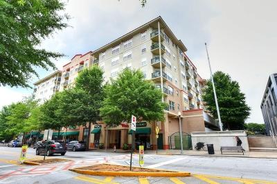 Decatur Condo/Townhouse For Sale: 230 E Ponce De Leon Avenue #207