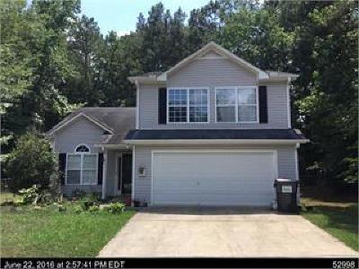 Dallas Single Family Home For Sale: 222 Galvin Trail