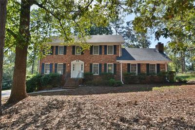 Lilburn Single Family Home For Sale: 4426 Cedar Wood Drive SW