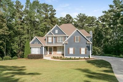 Newnan Single Family Home For Sale: 12 N Alexander Creek Drive