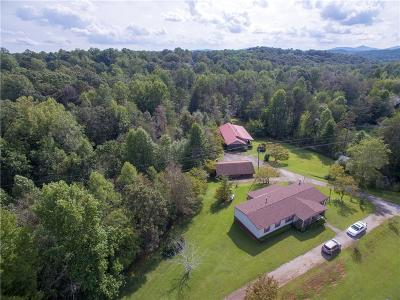 Habersham County Single Family Home For Sale: 541 Riverbend Road