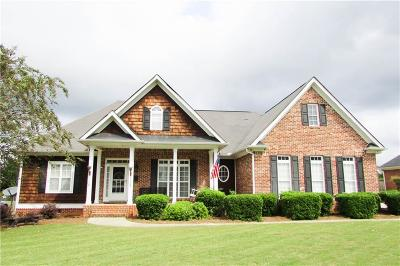 Cartersville Single Family Home For Sale: 26 Berkshire Drive NW