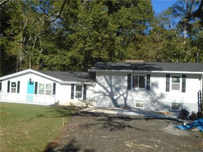 Stockbridge Single Family Home For Sale: 1594 Pates Creek Road