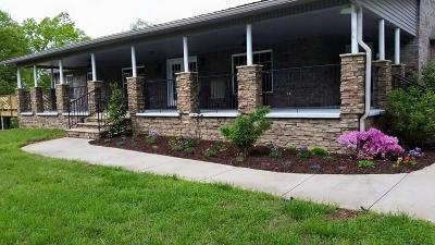 Ranger Single Family Home For Sale: 750 Bear Mountain Road SE