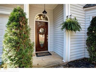 Canton Single Family Home For Sale: 213 Magnolia Springs Drive