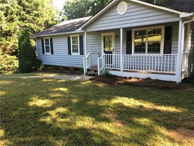 Dallas Single Family Home For Sale: 58 Davis Mill Drive