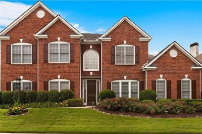 Smyrna Single Family Home For Sale: 1606 Duxford Walk SE