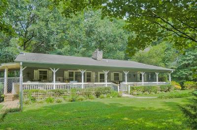 Canton Single Family Home For Sale: 6654 Vaughn Road