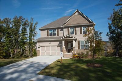 Hall County Single Family Home For Sale: 6733 Lazy Overlook Court