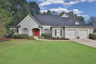 Dacula Single Family Home For Sale: 829 Misty River Court