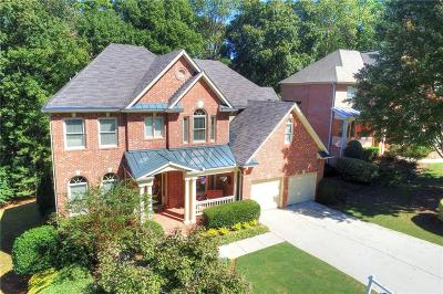 Alpharetta Single Family Home For Sale: 1205 Beacon Hill Crossing
