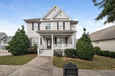Fayetteville Single Family Home For Sale: 165 Camford Stone Path