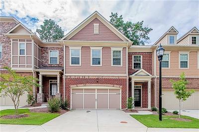 Smyrna Condo/Townhouse For Sale: 4756 Blue Elm Lane SE