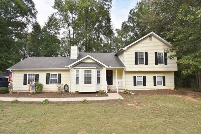 Winder Single Family Home For Sale: 583 Hickeria Way