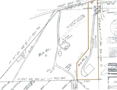 Roswell Residential Lots & Land For Sale: 4792 Post Oak Tritt Road NE