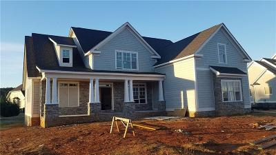 Cartersville Single Family Home For Sale: 26 River Shoals Drive SE