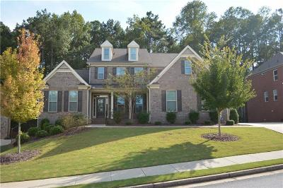 Acworth Single Family Home For Sale: 5501 Heatherbrooke Lane