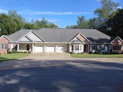 Rome Single Family Home For Sale: 266 Ravenwood Drive SE