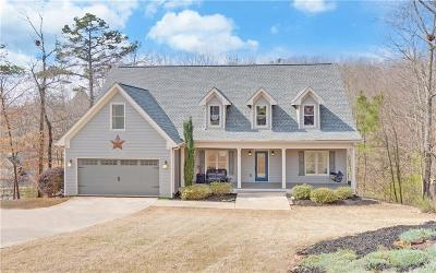Hall County Single Family Home For Sale: 3342 Barry Lane