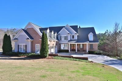 Roswell Single Family Home For Sale: 1778 Cox Road