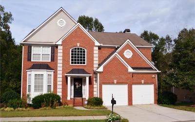 Powder Springs Single Family Home For Sale: 3609 Liberty Lane SW