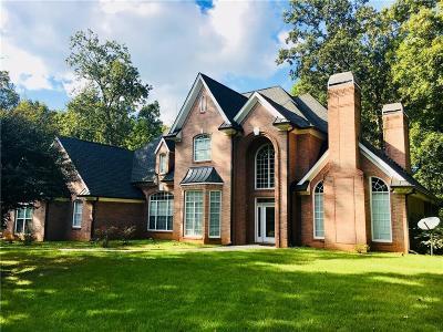 Jonesboro Single Family Home For Sale: 8225 Seven Oaks Drive