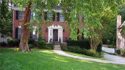 Tucker Single Family Home For Sale: 3491 Castlehill Court