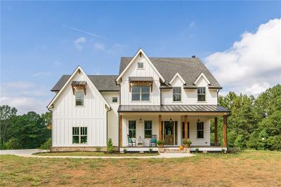 Canton Single Family Home For Sale: 7181 Vaughn Road