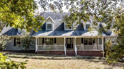 Braselton Single Family Home For Sale: 877 Ednaville Road