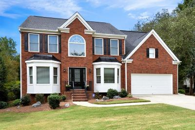 Cumming Single Family Home For Sale: 6855 Dressage Crossing