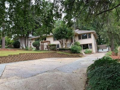 Atlanta Single Family Home For Sale: 1845 Bruce Road NE