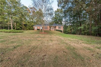 Canton Single Family Home For Sale: 208 Marvin Land Lane