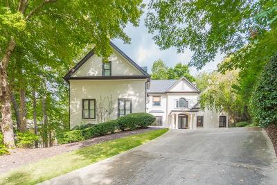 Johns Creek Single Family Home For Sale: 3004 Clipstone Court