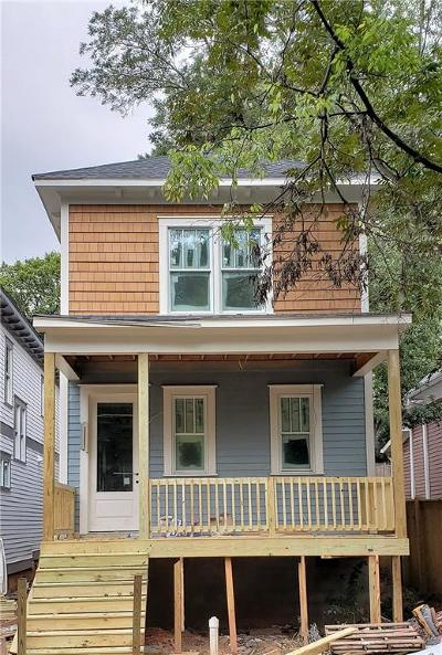 Single Family Home For Sale: 284 Milledge Avenue SE