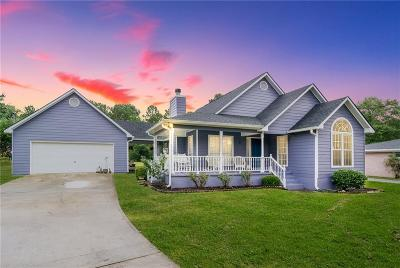 Griffin Single Family Home For Sale: 117 Maddox Road