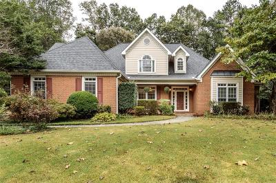 Kennesaw Single Family Home For Sale: 1654 Stoddard Circle NW