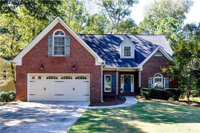 Marietta Single Family Home For Sale: 3969 Devon Oaks Drive NE