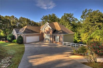 Ellijay Single Family Home For Sale: 186 White Oak Ridge