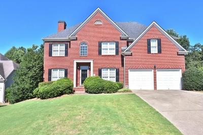 Dacula Single Family Home For Sale: 3064 Mill Grove Terrace