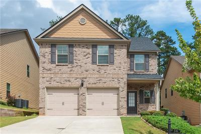 Woodstock Single Family Home For Sale: 111 Camdyn Circle