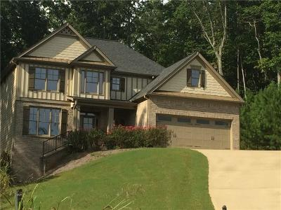 Cartersville Single Family Home For Sale: 18 Roxburgh Trail NE