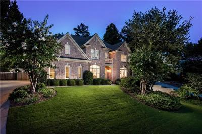 Sandy Springs Single Family Home For Sale: 265 Spalding Springs Lane