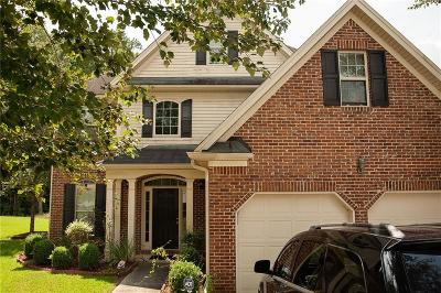 Austell Single Family Home For Sale: 4915 Chimney Hill Court