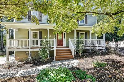 Kennesaw Single Family Home Contingent-Due Diligence: 4709 Shallow Ridge Road