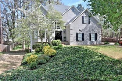 Woodstock Single Family Home For Sale: 1075 Boston Ridge