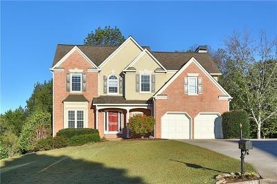 Alpharetta Single Family Home Contingent-Due Diligence: 2235 Rose Walk Drive