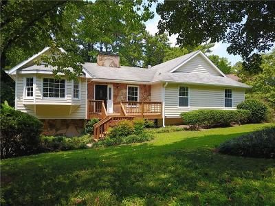 Marietta Single Family Home For Sale: 3591 Downing Street